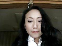 SM играят - Японски зрели восък вибратори